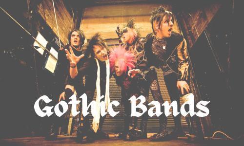 goth rock band